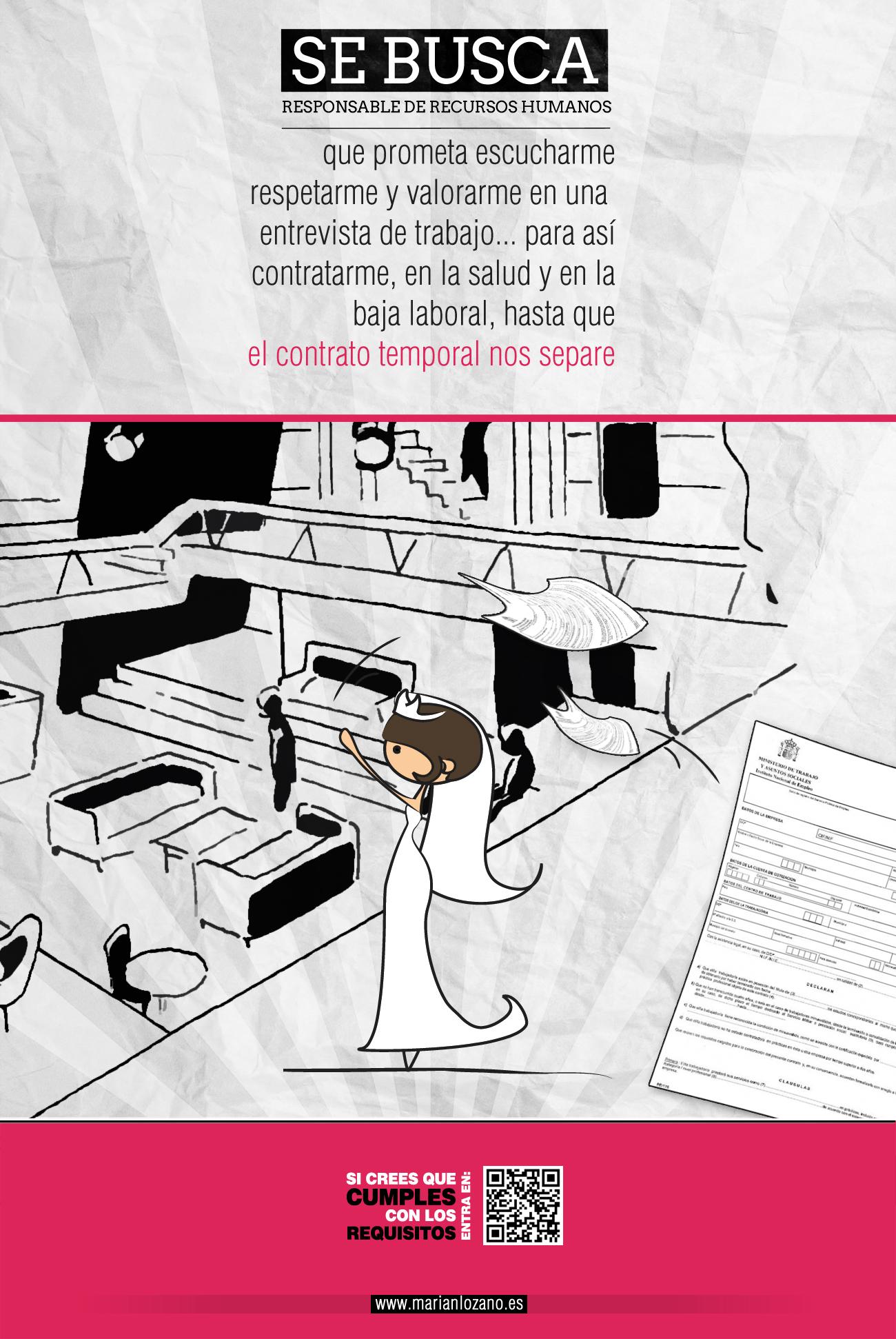 Marián Lozano – Webcurriculum creativo de Publicidad